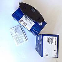 Колодки тормозные передние Ланос 1,5 Сенс Нексия Матиз Шевроле Спарк Hi-Q SP1086