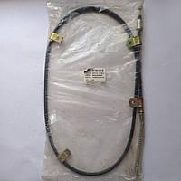 Трос ручного тормоза левый Ланос GM 96230545