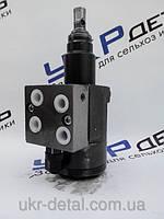 Насос дозатор на погрузчик ХУ-145-10/1 | Гидроруль ХУ-145-10/1 с блоком клапанов