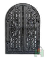 Дверцы для печи Н0311 (605x410), фото 1