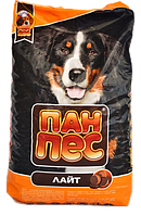 Корм для собак ПАН ПЕС лайт 10кг