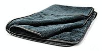 Супер-плюш черная ткань для полировки