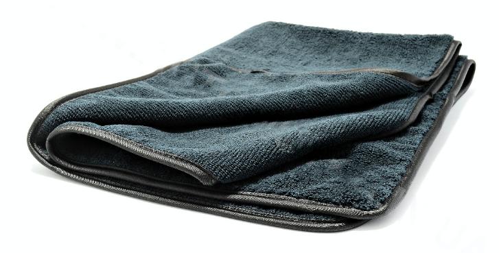 Супер-плюш черная ткань для полировки, фото 2