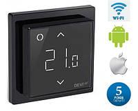 Терморегулятор DEVIreg™ Smart Pure Black
