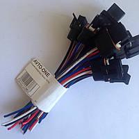Разъем генератора на 4 контакта Ланос Китай 85854755