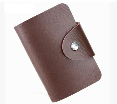 Кредитница визитница Card Case brown (коричневый)