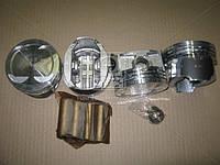 Поршень цилиндра 96,5 мм ГАЗ дв.ЗМЗ 4052 без ПК М/К G-PART (покуп. ГАЗ) ДМ.405.1004014-БР