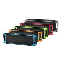 Портативная колонка Music Box SC-208 A2DP Bluetooth, мини-динамик колонка