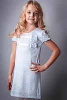 Кружевное детское платье оптом и в розницу
