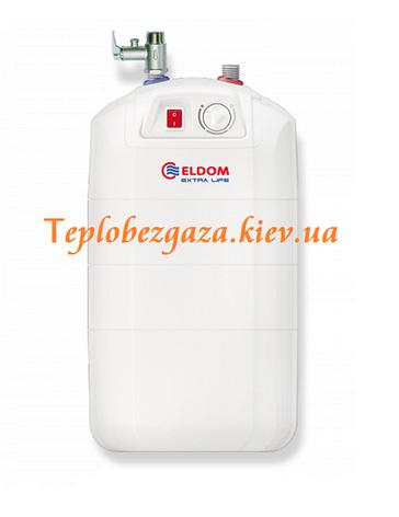 Электрический водонагреватель ELDOM Extra Life, 15 литров, 2,0 квт, фото 2