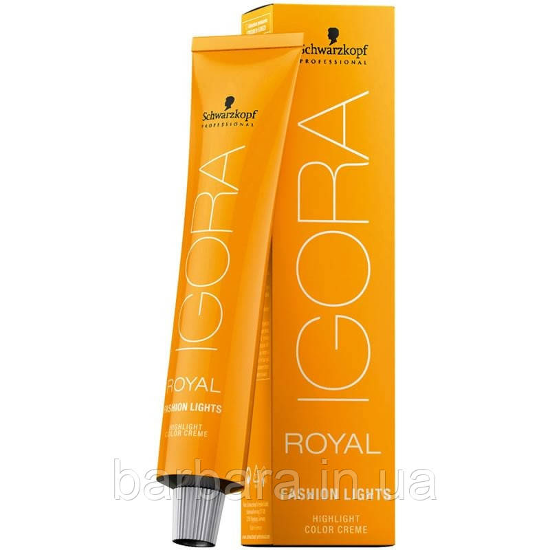 Igora Royal Fashion Light-колорироваие и мелирование прядей
