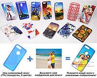 Печать на чехле для Apple iPhone 7 Plus / iPhone 8 Plus (Cиликон/TPU)