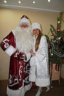 Дед Мороз и Снегурочка на дом Киев