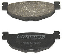 Тормозные колодки Braking 904SM1