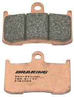 Тормозные колодки Braking 906CM55