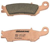 Тормозные колодки Braking 929CM46
