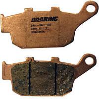 Тормозные колодки Braking 956CM56