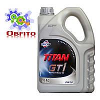Масло моторное синтетическое Fuchs Titan GT1 0W20, 4л