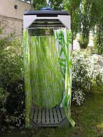 Летний душ для дачи.Душевая кабина на дачу.Дачный душ., фото 1
