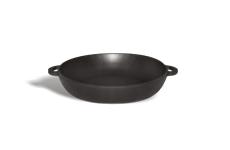 Сковорода чугунная (порционная), d=200мм, h=35мм