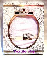 Скатерть жаккардовая на раскладной стол 160*220 см Merpatti