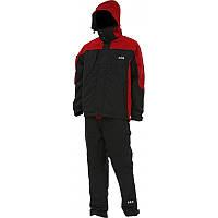 Костюм зимний DAM Steelpower Red Thermo куртка+полукомбинезон  XL