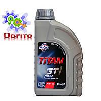 """Масло моторное синтетическое """"TITAN GT 1 PRO C-2 5W-30"""", 1л"""