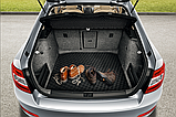 Килимок гумовий в багажник Octavia A7 Combi, фото 2