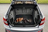 Коврик в багажник резиновый Octavia A7 Combi, фото 2