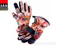 Перчатки DAM MAD Guardian Pro Gloves  XL цвет- camou(real tree)