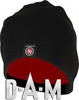Шапка DAM Hot Fleece цвет-черный