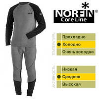 Термобелье флис-стрейч Norfin CORE LINE (1-й слой)  XS / * 20