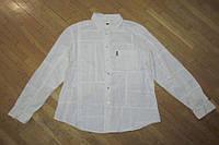 Рубашка ARMANI JEANS, 100% хлопок, XL, сост ОТЛИЧНОЕ!