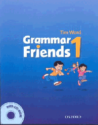 Учебник по грамматике английского языка Grammar Friends 1 SB (учебник) + CD-ROM Pack