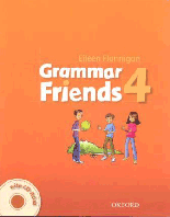 Учебник по грамматике английского языка Grammar Friends 4 SB (учебник) + CD-ROM Pack