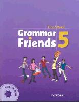 Учебник по грамматике английского языка Grammar Friends 5 SB (учебник) + CD-ROM Pack