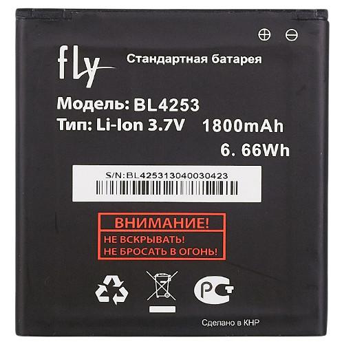 Аккумулятор (HIGH COPY) Fly BL4253 (IQ443) 100% - MobileTown в Запорожье