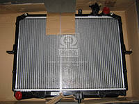 Радиатор охлаждения KIA  PREGIO (97-)  2.7 D (пр-во Van Wezel) 83002033