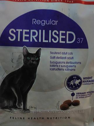 RoyalCanin(Sterilised)корм для стерелизованных котов и кошек от 1 до 7 лет.400г,2кг,4кг., фото 2