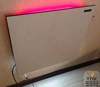 Керамический обогреватель КАМ-ИН eco heat с подсветкой