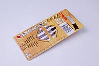 Пилки для лобзиков Rebir T101B, 5 штук/упаковка, 100 мм, HCS