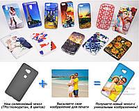 Печать на чехле для Huawei Honor 5x / GR5 (Cиликон/TPU)