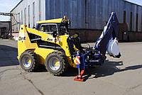 Навеска экскаватор на мини-погрузчик или трактор, фото 1