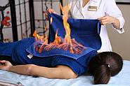 Огненный массаж.