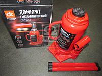 Домкрат гидравлический 16т ДК JNS-16 красный (чемодан)
