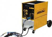 Сварочный полуавтомат инверторный 380В, 12А, сталь 0.6-1.2, алюм. 0.8-1.2, медь 0.6-1.2  G.I. KRAFT