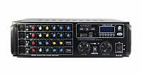 Профессиональный усилитель звука AMP KA320, уровень безопасности 2 степень, 220 В, антенна