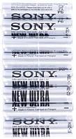 Батарейка угольно-цинковая Sony R03 упаковка 8 шт