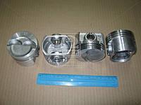 Поршень цилиндра DAEWOO-SENS,СЛАВУТА,ТАВРИЯ дв.1300 см3 (Р1) D=75,25 мм (4 шт.)  пр-во Украина 307.1004015Н-10-Р1