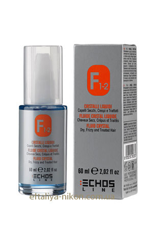 F1-2 Флюид-Кристалл против секущихся кончиков волос ECHOSLINE